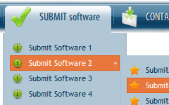 Free Menu Pulldowns Cross Browser Right Click Menu