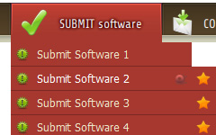 dhtml tree menu xp Tab Menu And Submenu In Html