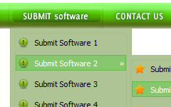 radio button menu Multi Context Menu Java