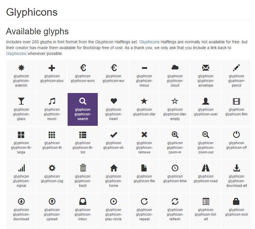 Bootstrap Icons  authoritative  documents
