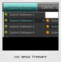 Css Menus Freeware