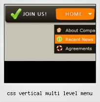 Css Vertical Multi Level Menu