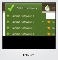 Dropdown Menü Software