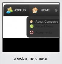 Dropdown Menu Maker