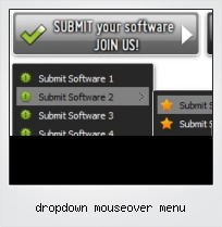 Dropdown Mouseover Menu