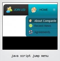 Java Script Jump Menu