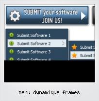 Menu Dynamique Frames