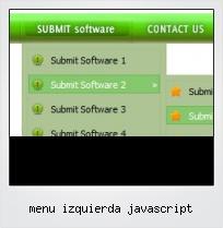 Menu Izquierda Javascript