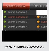 Menus Dynamiques Javascript