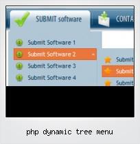 Php Dynamic Tree Menu