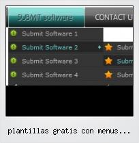 Plantillas Gratis Con Menus Desplegables