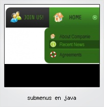 Submenus En Java