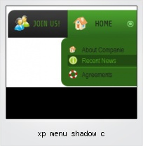 Xp Menu Shadow C