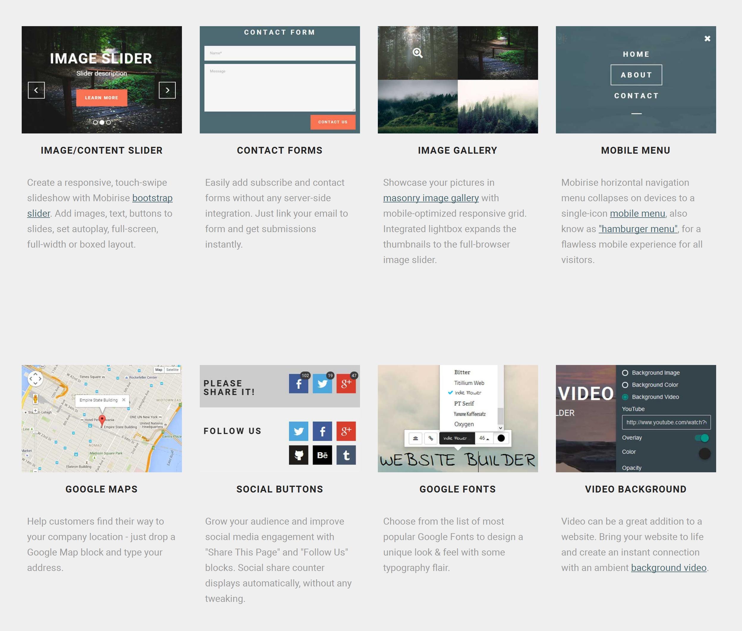 Easy Mobile Website Creator Software