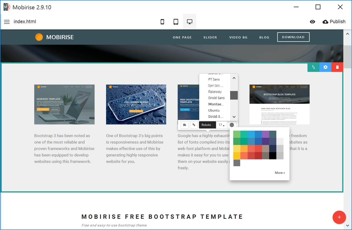 Mobile Website Builder Review