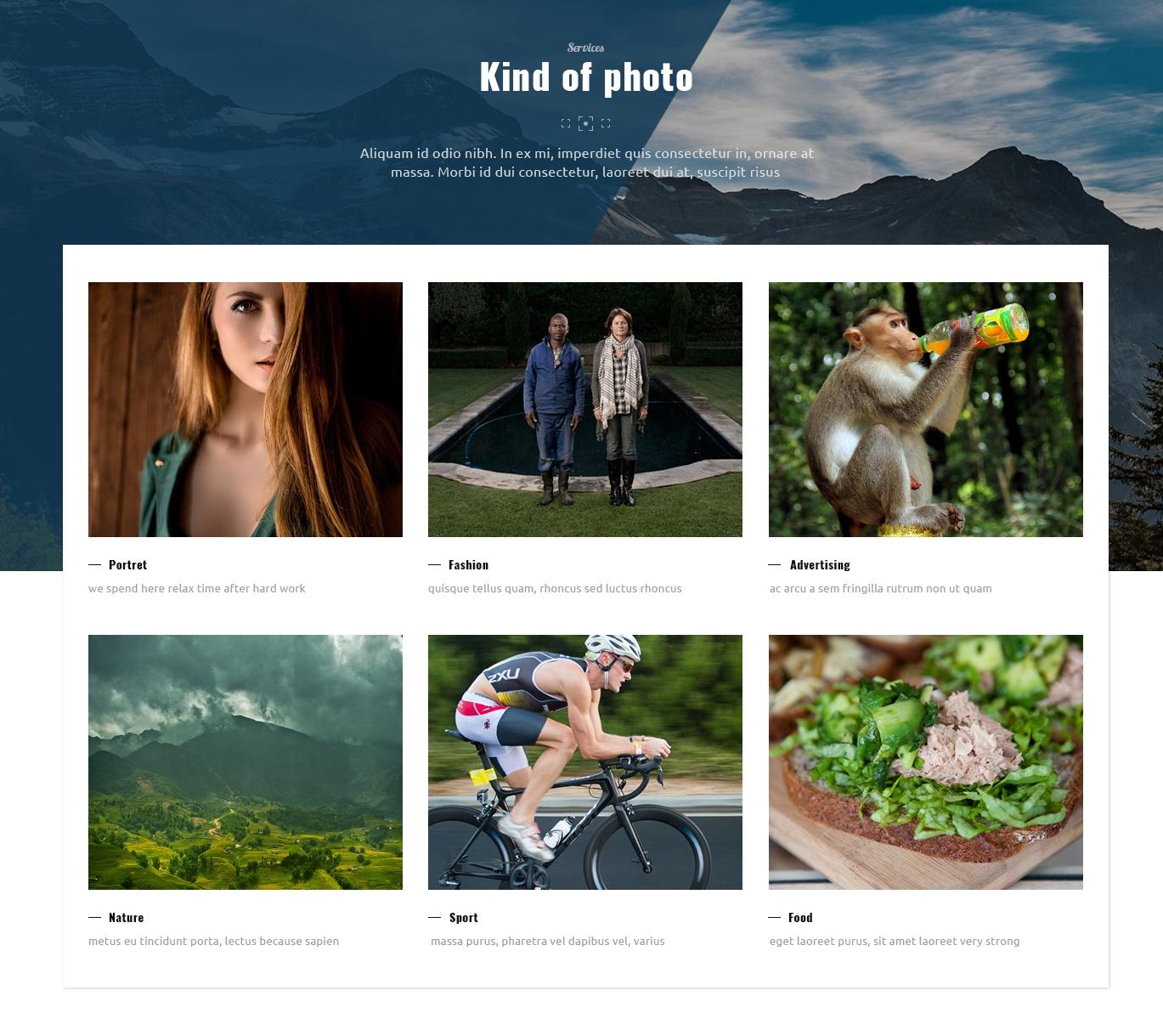 CSS3 Bootstrap Minimal Theme