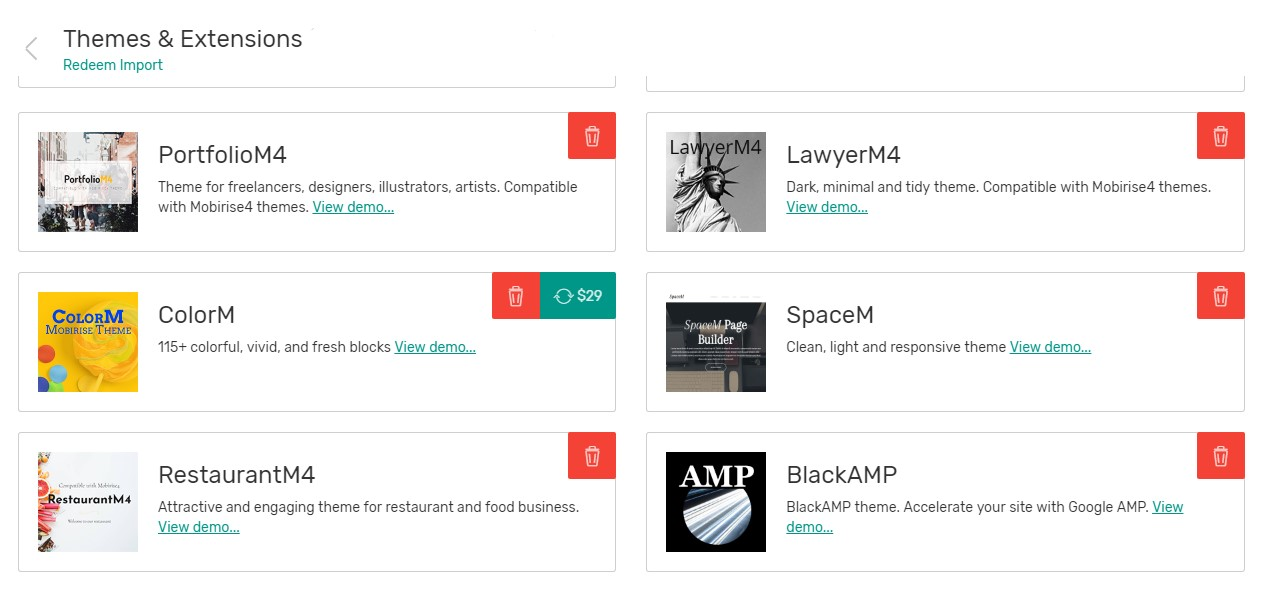 Bootstrap Template Software